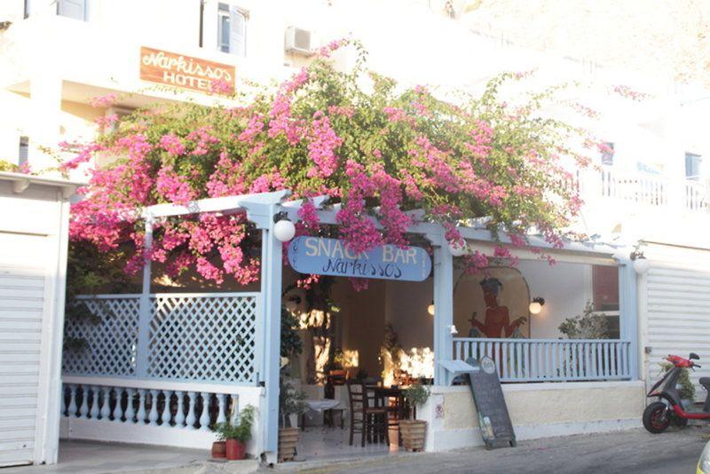 Narkissos Hotel – Santorin