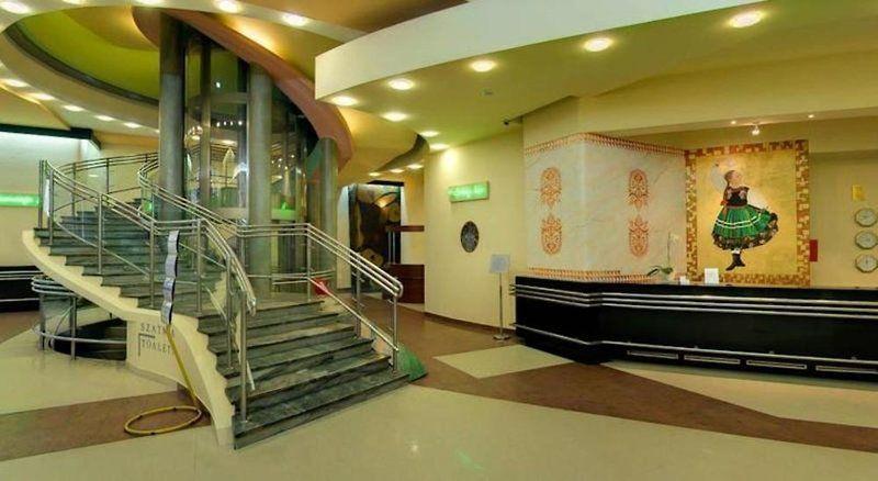 Hotel Gromada Warszawa Centrum – Warschau und Umgebung