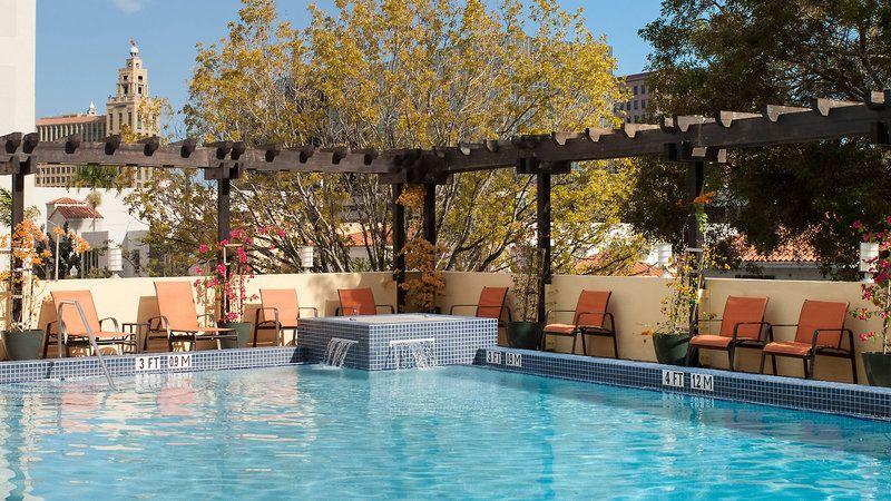 Courtyard Miami Coral Gables – Florida
